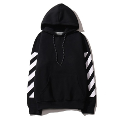 Off Hop Hip Hoodie With The Off-white Tags Religious Fleece Hoodie Sweatshirts Cotton Hoodies black m