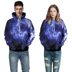 Starry hoodies Men/Women Spring sweatshirts Autumn3d Hooded hoody High Quality Long Sleeve picture color s