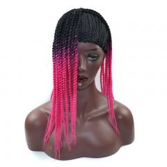 Wig net cap black scorpion wig set dirty hood black s one size
