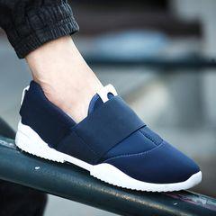 Mens shoes  canvas sneakers shoes men shoe sport shoes men shoe blue 41