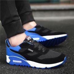 men shoes Marathon men's shoes cushion running shoes mens  sneakers shoes men shoes  sport shoes blue 42