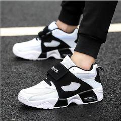 men shoes men's canvas shoes low to help casual Korean shoes mens shoes sneakers shoes men  sport white 42