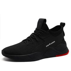 hot sales Men's shoes new sports shoes casual shoes black 40