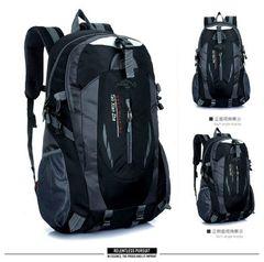 hot sale new men's Multifunctional Bags backpack Pu soft leather bag computer bag black
