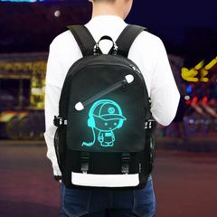 hot sale mens Multifunctional Bags leather bag computer bag black