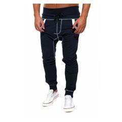 Men's sports trousers Black XL