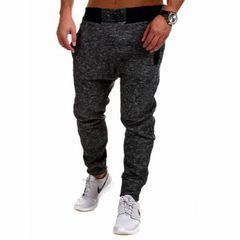 Men's sports trousers Dark Grey M
