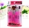 7Pcs Makeup Brushes Set Cosmetics Tools Eyeshadow Eye & Face Cosmetic Makeup Brush Styling Kit Pink one size