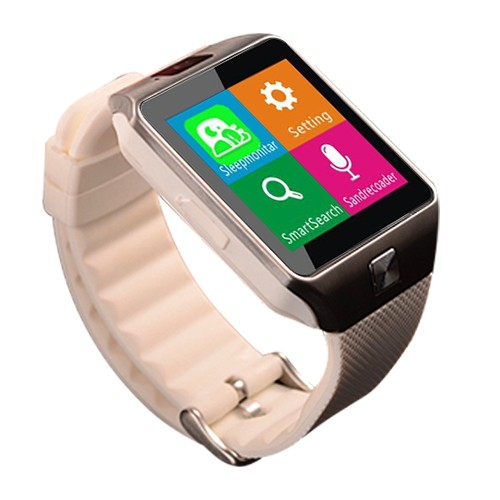 Fashion Sports bluetooth smart watch phone smartwatch sync call sms for android phone graw 5.6*3.85*1.25H mm
