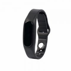 E06 Smart band Smart Bracelet Wristband Tracker sports data share Bluetooth 4.0 Watch black 40*14.3*10.8mm