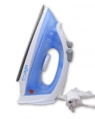 Ester Plus Steam Iron Box blue and white one size