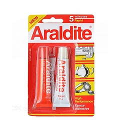 Araldite Glue red one size