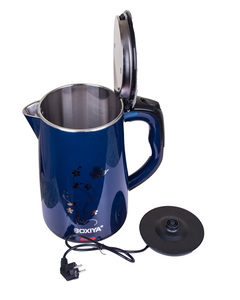 Boxiya Electric Kettle - 2.5 Litres - Blue blue