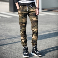 High Quality Jogger Camouflage Gyms Pants Men Fitness Gyms Pants Runners Clothing Sweatpants Dark Green L