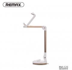 Remax 360 Degrees Foldable Portable Mobile Phone Car Holder Desktop Holder Car Mount Car Cradle gold