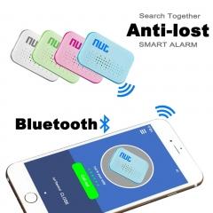 Bluetooth Key Finder Mini Smart Tag GPS Tracker Locator Sensor Alarm Anti Lost Wallet blue 5CM*3CM