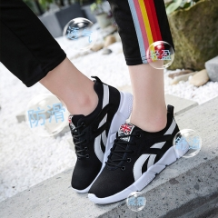Sneakers Women Shoes 2017 Summer New Outdoor Sports Running Shoes Cute white 36