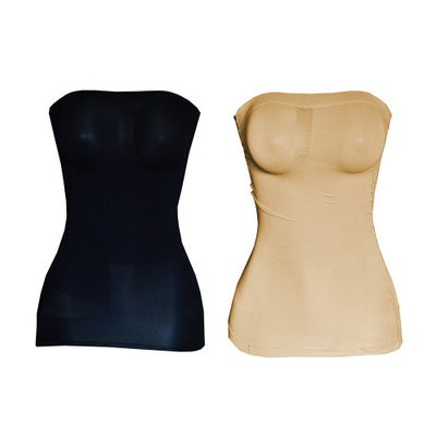 1481daf85eba 2 in 1 Slim Body Tube Shapewear Dress As Seen On TV black m 183949 ...