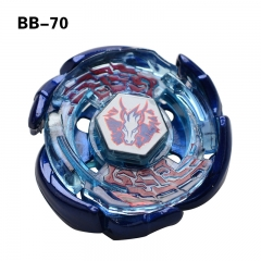 Galaxy Pegasus Beyblade BB70 Fusion Masters Metal Fight blue normal