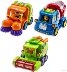 Push and Go Friction Powered Car Toys for Boys multicolor normal