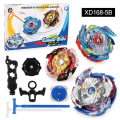 3in1 Beyblade Burst Stadium Arena Battle Gift Set B79 multicolor normal