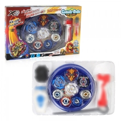 3in1 Beyblade Burst Stadium Arena Battle Gift Set B48 blue normal