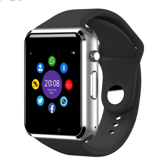 b9877d492 ... Pedometer With SIM Camera Smartwatch black A1: Product No: 420127. Item  specifics: Brand: Colour: Unlimited: Case Size: Unlimited: Material:  Unlimited ...