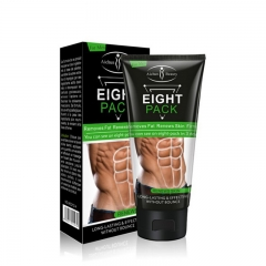 3pcs Stronger Muscle Strong Anti Cellulite Burn Fat Product Weight Loss Cream Men as shown