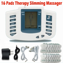 Electrical Stimulator Full Body Relax Muscle Therapy Massager Massage as shown