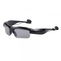 Bluetooth glasses headset Polarized light Sunglasses stereo sunglasses Riding wireless movementDrive black
