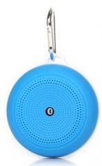 Mini Bluetooth Speaker Outdoor Waterproof Movement Portable Speaker Wireless Card Sound blue one size