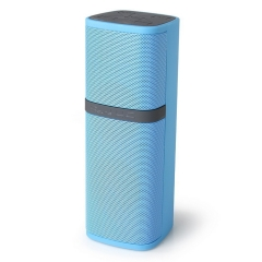 Wireless Bluetooth Speaker Portable Outdoor Car Bass Card Mini Mobile Phone Bluetooth Small Sound blue one size