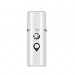Beauty Instrument Home Spray Cold Spray Steaming Machine Face Nanometer Replenishment Humidifier white