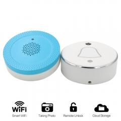 Home office intelligent wife Phone Connection Mini Doorbell Smart  Doorbell