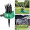 Garden Sprinkler Noodle Head 360 Degree Water Sprinkler Spray Nozzle Lawn Garden Tools