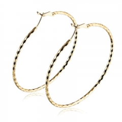 The New Popular Accessories Simple Fashion Sky Stars Earring Ms Wild Temperament Earring gold one size