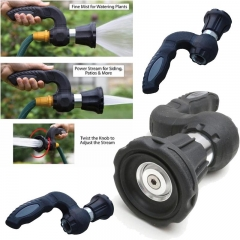 Mighty Blaster Hose Nozzle Lawn Garden Super Powerful Home Original Car Washing