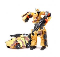 Robot Transformation Toy Cars Action Figure Toys For Children Student Birthday gifts 1 one size