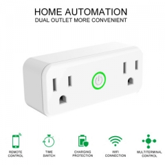 intelligent Socket Wifi Mobile Phone Switch timing Plug Voice Control Socket