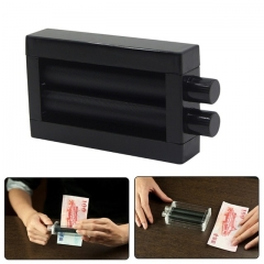 Easy Magic Tricks Toy Funny Moneys Makers Magic Toy Magic Tricks Printing Machine Toy Kids Play black one size