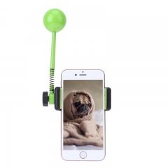 Pet Parade Launcher Grabs Spoon Pets Dog Photo Feeder Photography Aid Props green one size