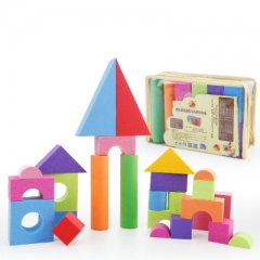 Building Blocks Embossing Ultralight high quality foam Safety Non-toxic Puzzle Preschool Toys 1 one size