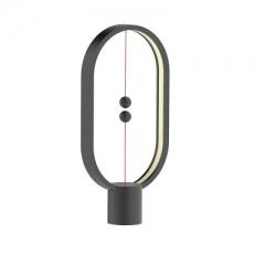Balance Lamp LED Night Light USB Powered Home Decor Bedroom Office Night Lamp Novel Light black one size one size