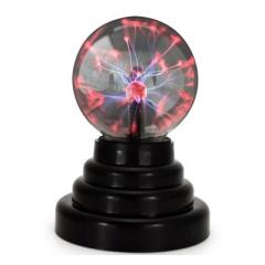 Electro-optic USB magic light Negative ion lamp Plasma Static electricity Magic Lightning ball color one size 2.5w