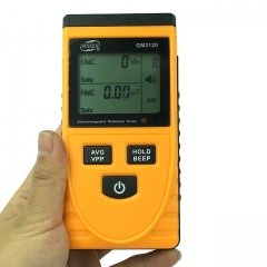 GM3120 Radiation Tester Electromagnetic EMF Magnetic Electric Field  Tester Meter Detector
