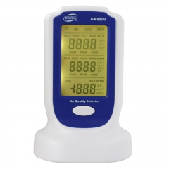 GM8803 Digital PM2.5 PM10 air quality pollution detector monitor sensor air quality detector