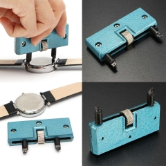 universal Opener Remove the back cover Open bottom cover Two claws Open cover Watch Opener blue one size