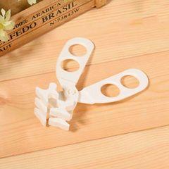 Babies Supplies Food Grade Baby Food Scissors Baby Feeding Helper Kitchen Shears Dinnerware white one size