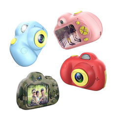 Digital Photo Camera Kids Toys Educational photography gifts toddler toy 8MP hd camera red one size