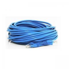 DoubleBetter Ethernet Network Cable 12M for Pc, Mac, Laptop, Router, Ps2, Ps3, PS4 Etc (RJ45) Blue